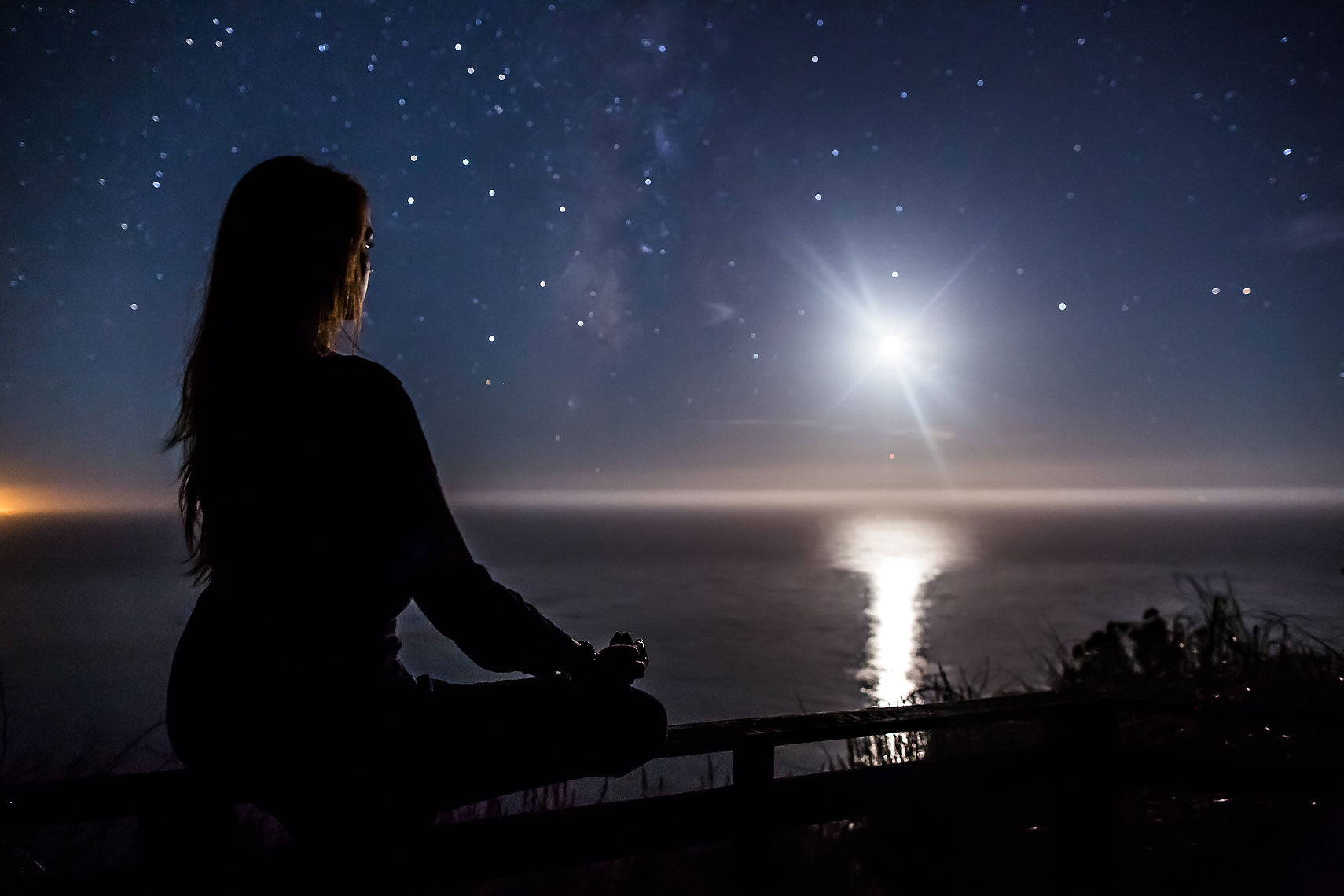 Big Sur Moon Goddess