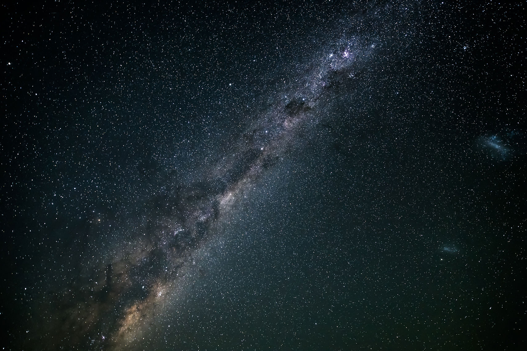 Milky Way Magellanic Clouds