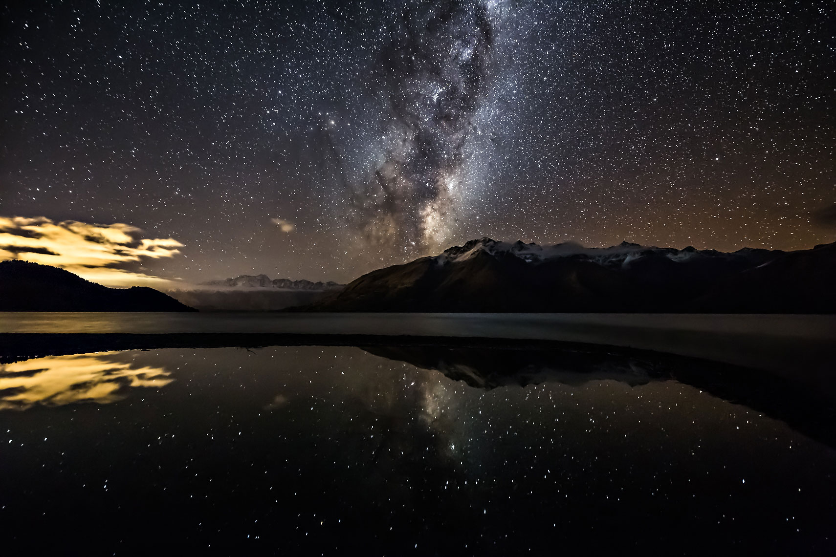 Queenstown NZ Milky Way