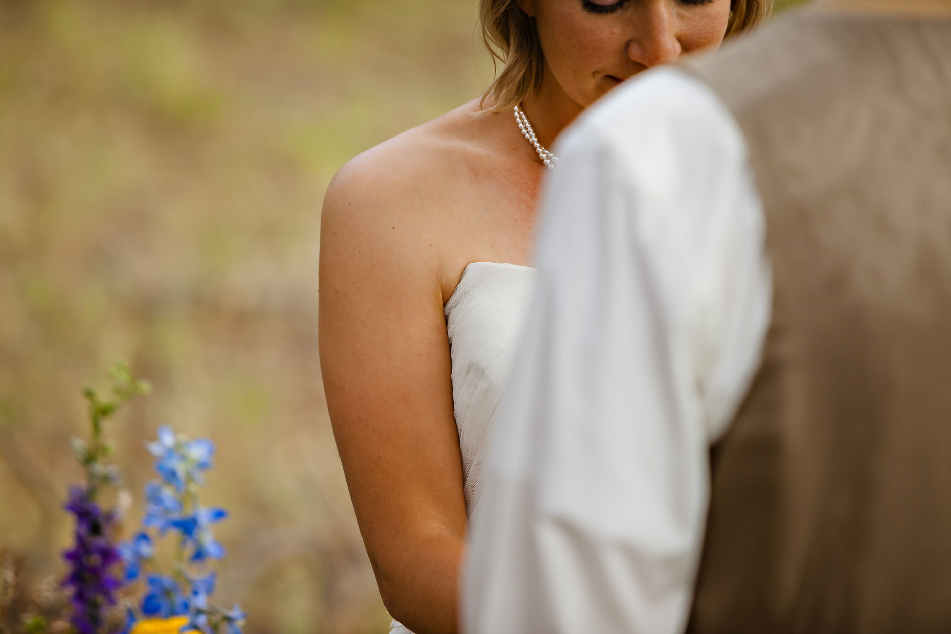 Yosemite Mammoth Lakes wedding photographer at Convict Lake.