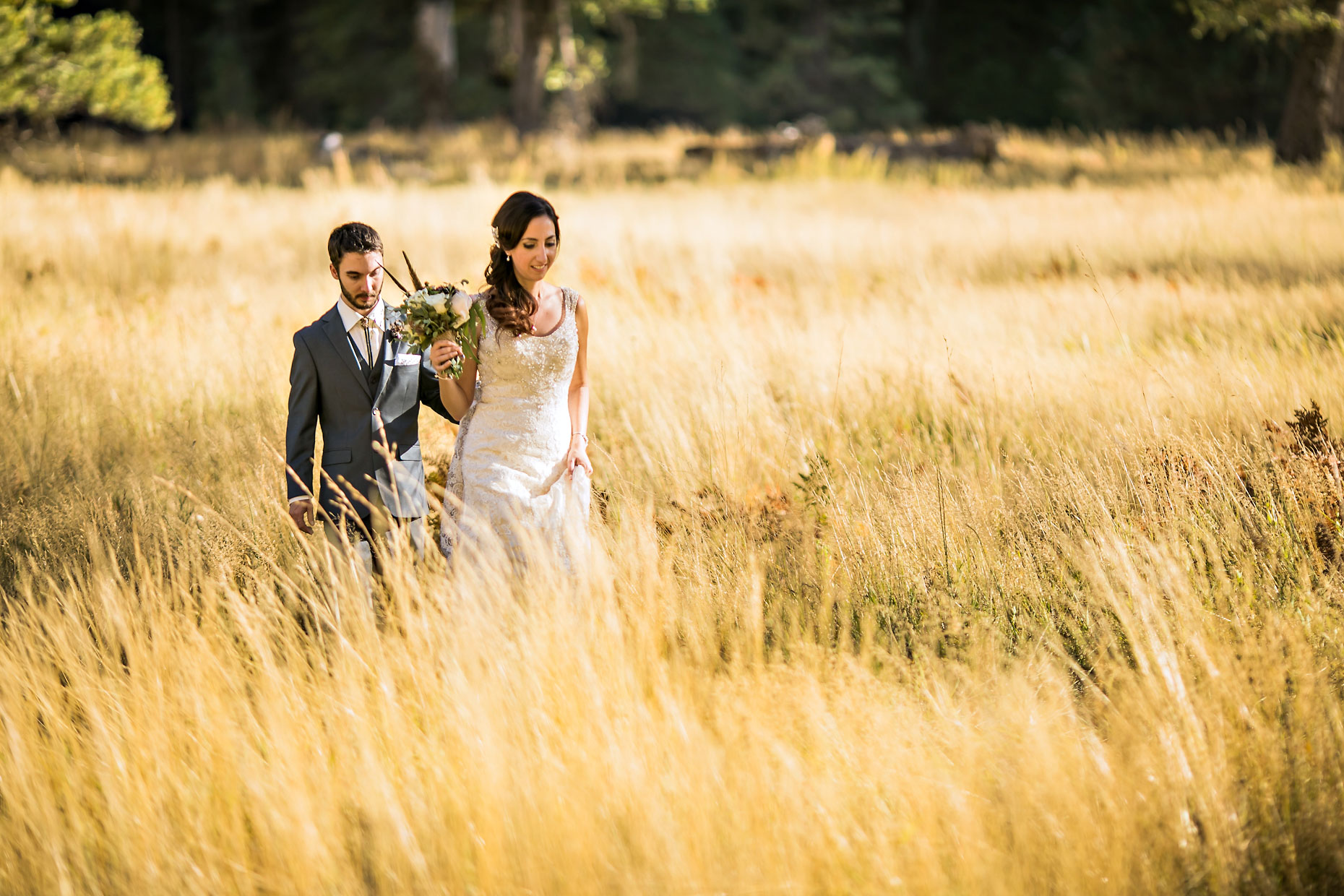 Yosemite wedding & elopement photographer.