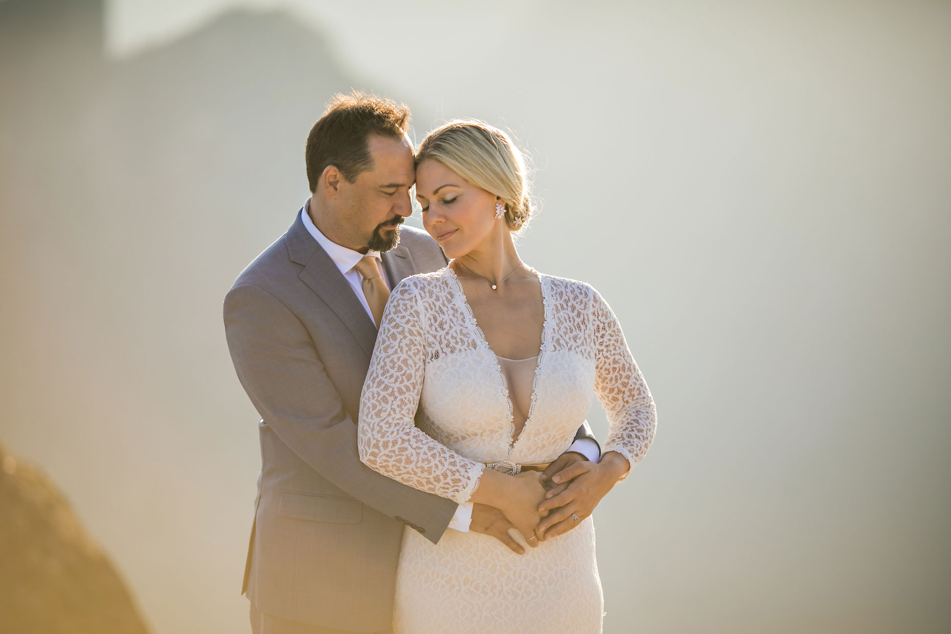 Taft Point elopement photographer.