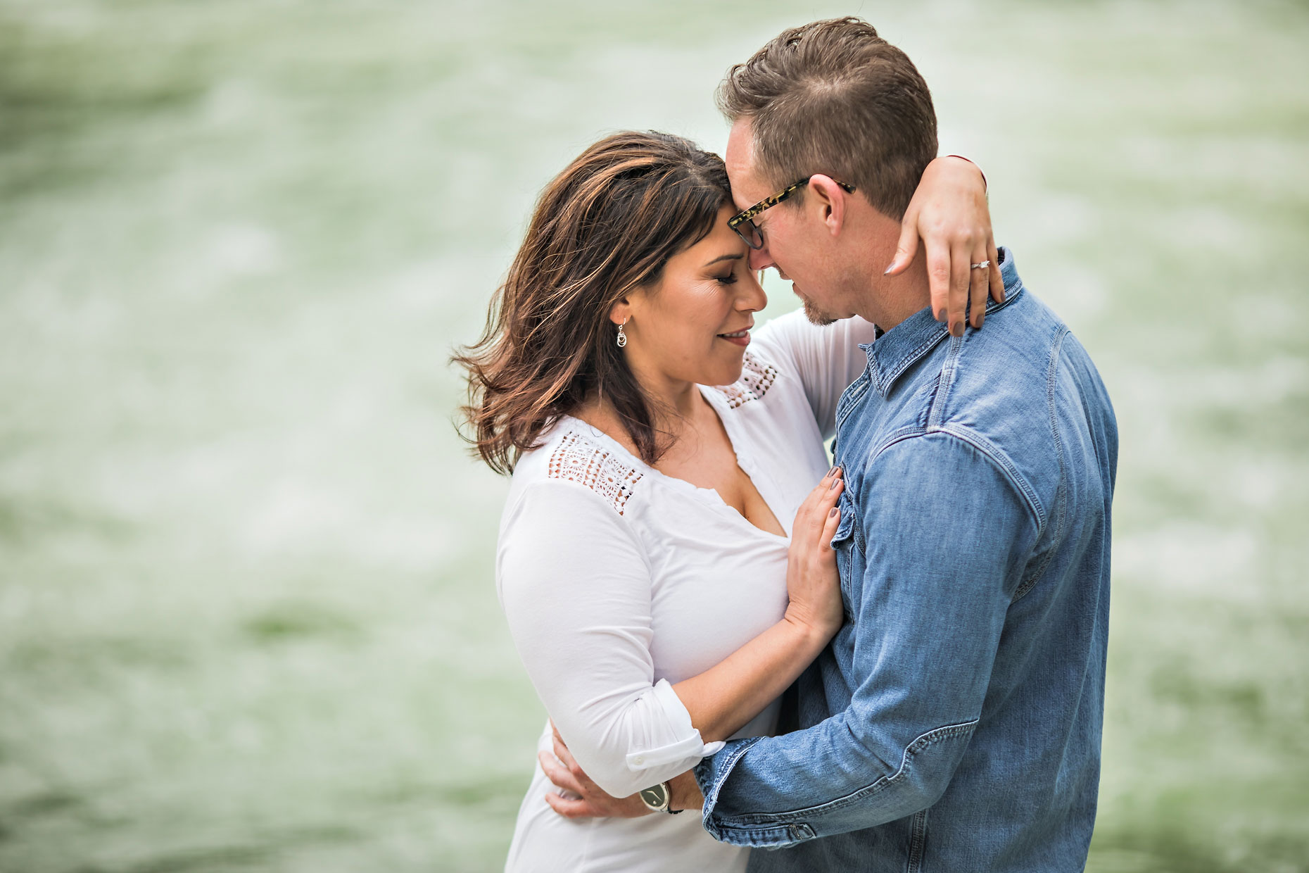 Yuba river adventure couple photography in Nevada City.